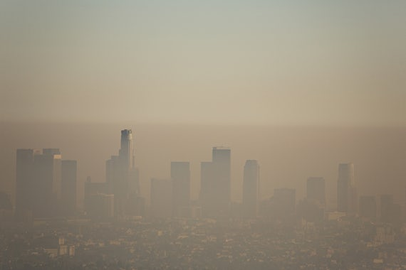 The proposed network of networks will collect real-time pollution data in cities worldwide. (Credit: iStock photo)