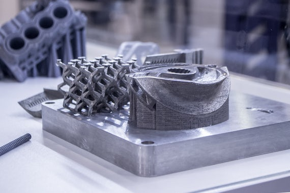 Patricia Weisensee will study a new technique in additive manufacturing, a process that uses fewer parts, is generally lighter in weight and lower in cost and requires less human labor to construct than traditional casting methods.