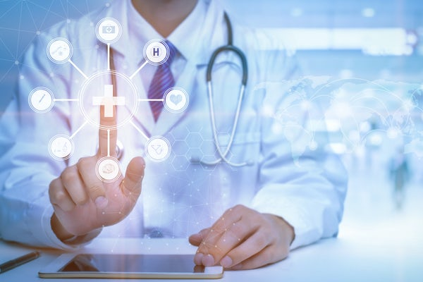 As AI becomes more incorporated into the medical field, there is an important need for rigorous evaluation of these methods before they are introduced into clinical practice, a team led by Washington University in St. Louis researchers proposes. (iStock photo)