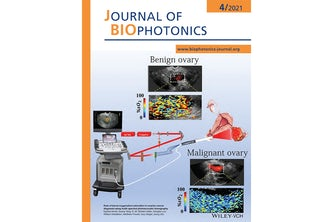 The results of the work are published as the inside cover story in the April 2021 issue of the Journal of Biophotonics.